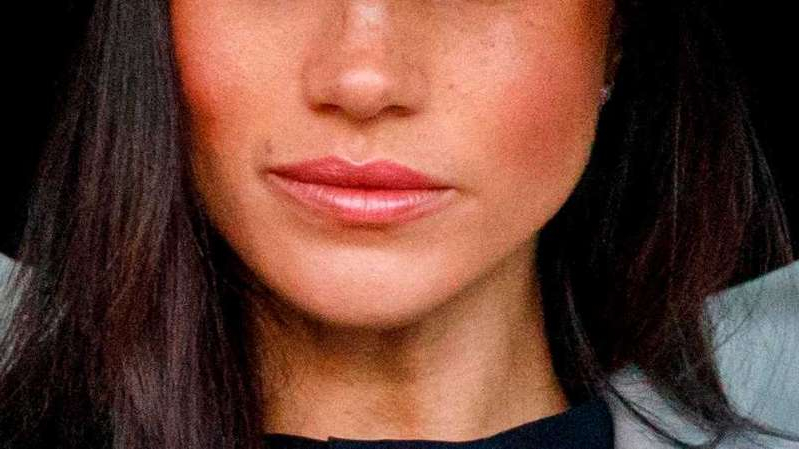 a close up of a woman: Meghan Markle