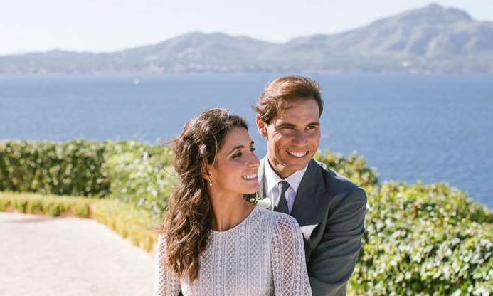 Style Rafa Nadal Marries Mery Perello See Her Two Stunning Wedding Dresses Pressfrom Australia
