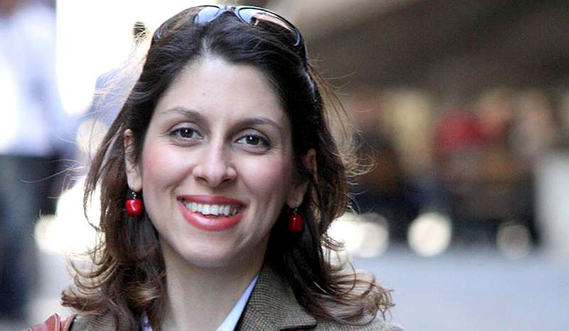a woman smiling for the camera: Nazanin Zaghari-Ratcliffe is in prison in Iran (Family Handout/PA)