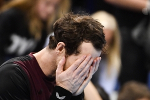 Andy Murray - the man with a metal hip and iron will