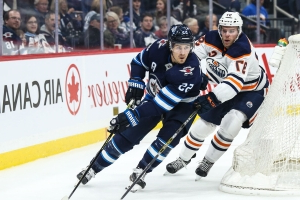 Connor, Laine score shootout goals, Jets topple red-hot Oilers 1-0