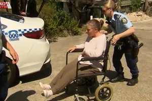 Disabled woman and sister evicted by bank and NSW Sheriffs