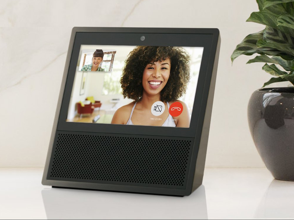 Discover the all new Echo Show from Amazon