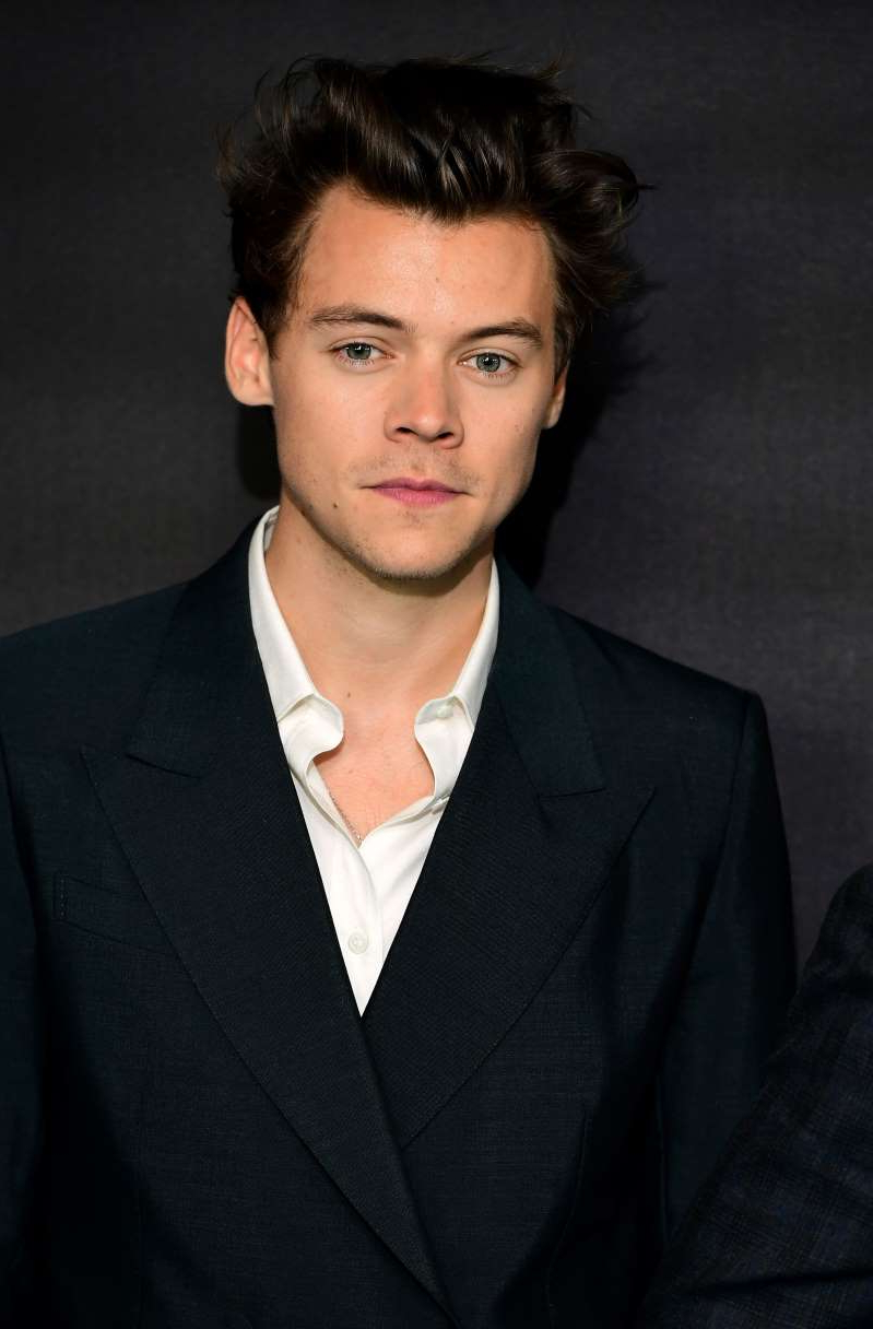 "Harry Styles wearing a suit and tie: Harry Styles is ""adamant"" he wants the defendant to get help but does not want to see him again (Ian West/PA)"