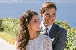 Rafa Nadal marries Mery Perello: See her TWO stunning wedding dresses