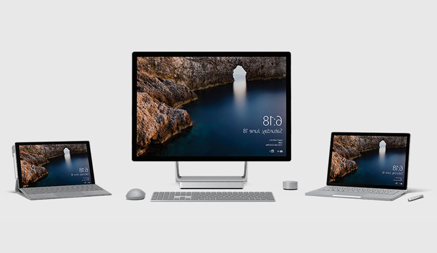 Surface Studio, Surface Laptop, Surface Pro: what's the difference?