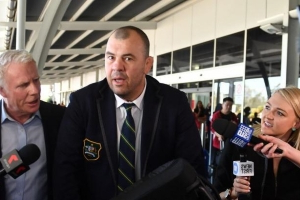Cheika wants next Wallabies coach to be Australian