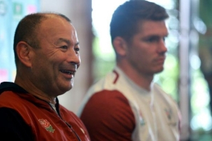 Eddie Jones claims someone was spying on England training ahead of All Blacks' clash