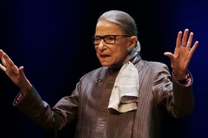 Ruth Bader Ginsburg says she never stopped her famous workout despite latest cancer bout