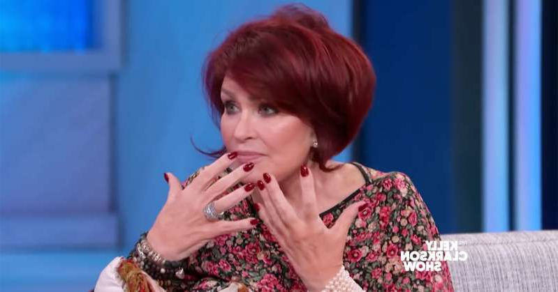 Sharon Osbourne Admits She 'Can Hardly Feel' Her Mouth After New Facelift