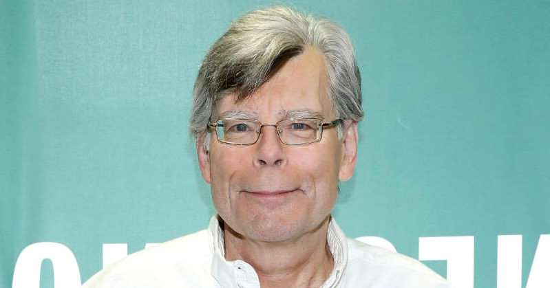 Stephen King wearing glasses: Stephen King recommends the movie, TV show, and book you should check out this Halloween