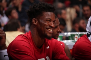 Jimmy Butler to sit out Heat debut for 'personal reasons'