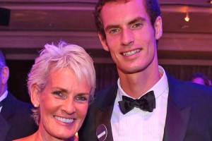 Judy Murray hails 'rebirth' of Andy