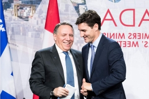 Legault gives Trudeau some unity advice: offer provinces more autonomy