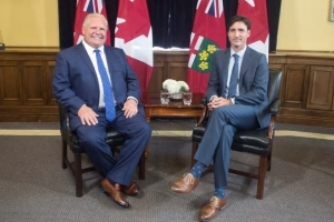 What Justin Trudeau's win means for Doug Ford and his government