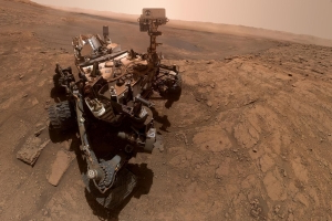 NASA Mars Curiosity rover selfie celebrates rare scientific feat
