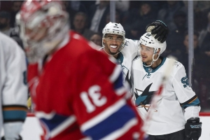 Poor defence and penalty-killing sink Habs against nemesis Sharks
