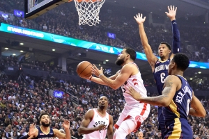 Raptors' tough stretch to offer glimpse of how Nurse will manage rotation