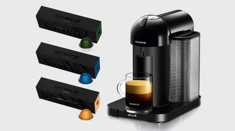The Nespresso Vertuo is one of my favorite coffee machines, pricey coffee pods notwithstanding.