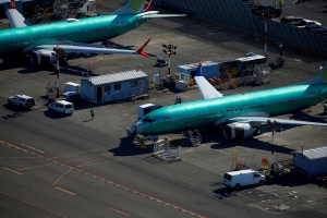 U.S. Senate Democrats introduce aviation safety bill after Boeing MAX crashes