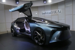 Wackiest Cars of the 2019 Tokyo Motor Show