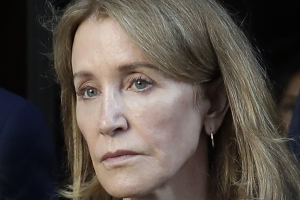 Felicity Huffman released early from 14-day prison sentence