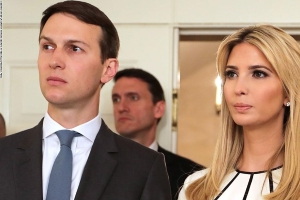 Ivanka Trump and Jared Kushner to host -- and pay for -- 10th anniversary party at Camp David