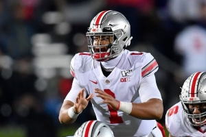 Justin Fields admits he wanted to go back to Georgia, re-enroll at UGA shortly after arriving at Ohio State