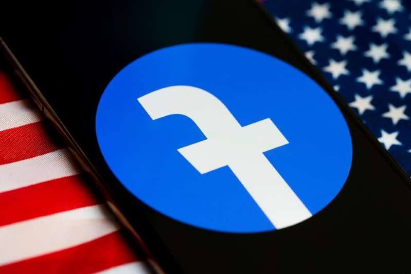 Facebook has reportedly removed an ad from a political action committee that contained false information. Angela Lang/CNET