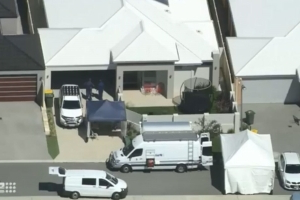Homicide detectives probe deaths of two girls in Perth