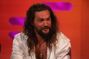 Jason Momoa Makes Surprise Cameo, Rips Open His Shirt on 'SNL'
