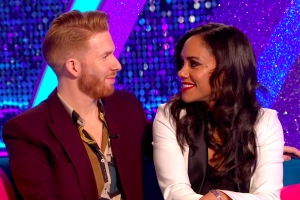 Strictly Come Dancing couple respond to romance rumours