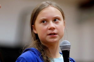 Greta Thunberg slams Facebook's inaction on hate speech, misinformation