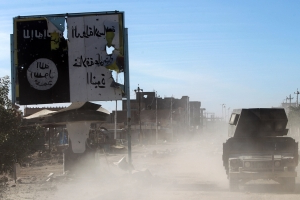 Islamic State's leader is dead but the terror group 'is expanding'