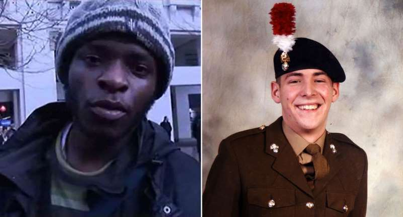 Lee Rigby was murdered by Adebowale (pictured) and Michael Adebolajo in 2013.