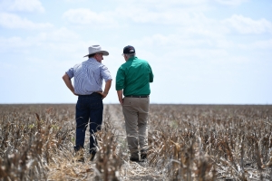 Morrison hints at new drought-relief money