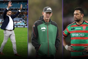 South Sydney Rabbitohs announce retired legends John Sutton and Greg Inglis to join coaching staff in 2020