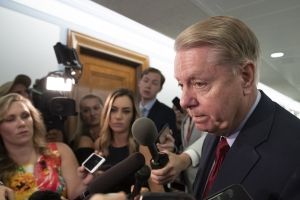 Graham claims victory with impeachment vote