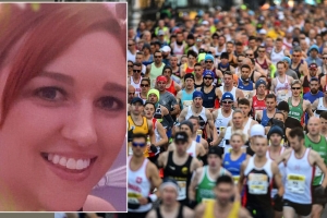 Hero garda on gun patrol saves man's life after heart attack during Dublin Marathon