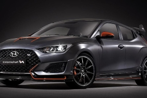 Hyundai's Veloster N Gets an Adrenaline Shot for SEMA