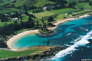 The 'paradise' island that wants to leave Australia: People on tiny idyllic isle want to break free from the mainland and become part of New Zealand