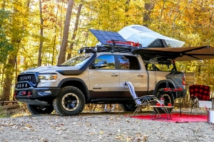 Ram 1500 Rebel OTG Concept for SEMA Is an Epic Overland Rig