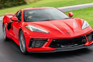 World Series MVP Stephen Strasburg Awarded Mid-Engine 2020 Chevy Corvette C8