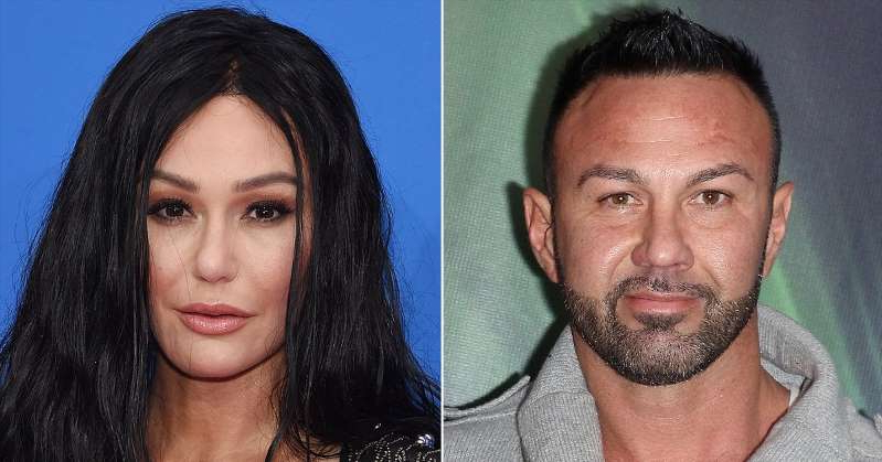 a close up of JWoww: Jersey Shore's Jenni 'JWoww' Farley on Her 'Heartbreaking' Divorce: 'It's More Than Exhausting'