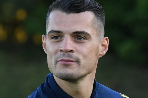 Apologetic Xhaka explains reaction to Arsenal fans: I reached boiling point