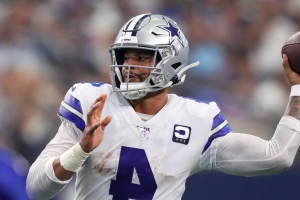 Jerry Jones on Dak Prescott talks: 'We moved that needle in a positive direction this week'