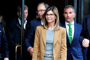 Lori Loughlin says she's not guilty of new charges in college admissions case