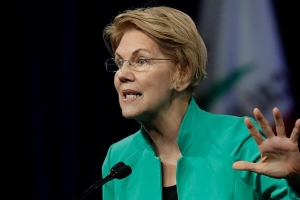 Warren defends 'Medicare-for-all' math, as funding plan faces bipartisan fire