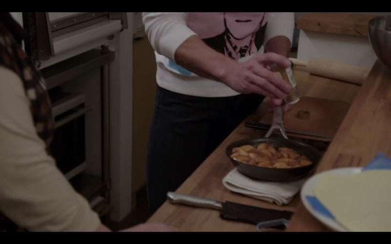 a person cooking in a kitchen preparing food: Antoni's Food Lessons From 'Queer Eye: Japan'