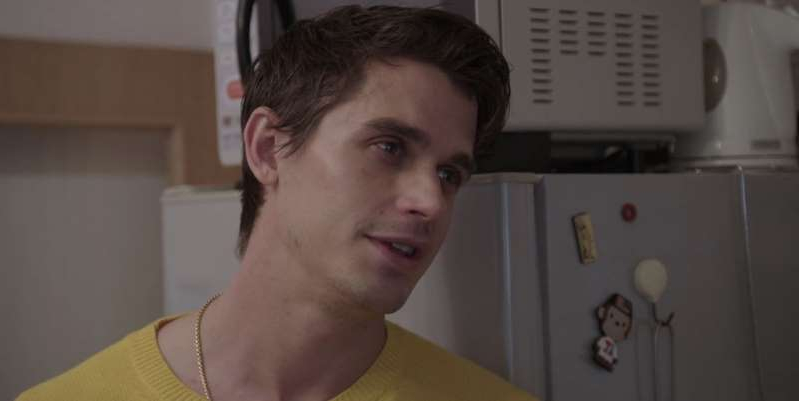 Antoni Porowski standing in a kitchen: Queer Eye: We're In Japan! premiered this week. Here's what we learned from Antoni, the Fab Five's food expert.